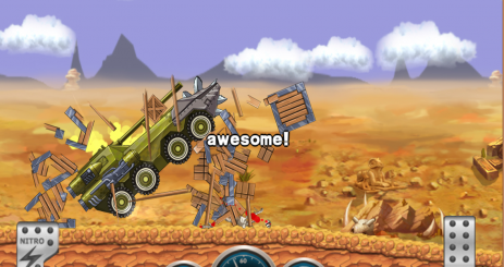 Monster Dash Hill Racer | Android