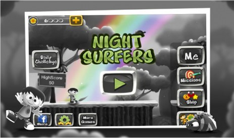 Night Surfers | Android