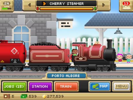 Pocket Trains - thumbnail