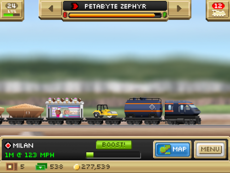 Pocket Trains | Android