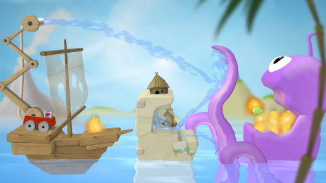 Sprinkle Islands | Android
