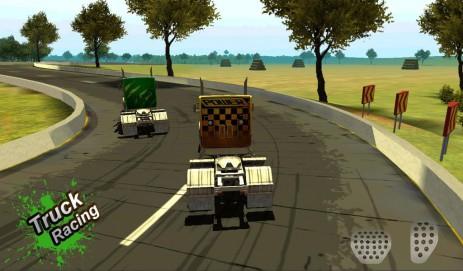 Truck Racing 3D - thumbnail