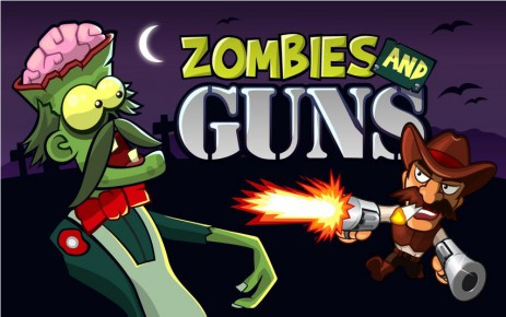 Zombies and Guns - thumbnail