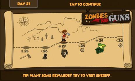 Скриншот Zombies and Guns