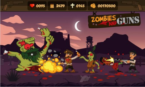 Zombies and Guns | Android
