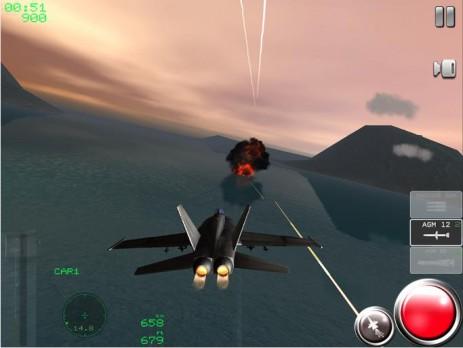 Скриншот Air Navy Fighters Lite