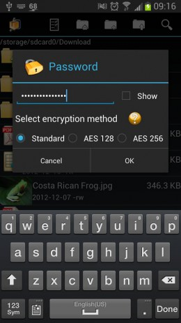 AndroZip™ File Manager | Android