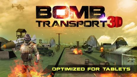 Bomb Transport 3D - thumbnail