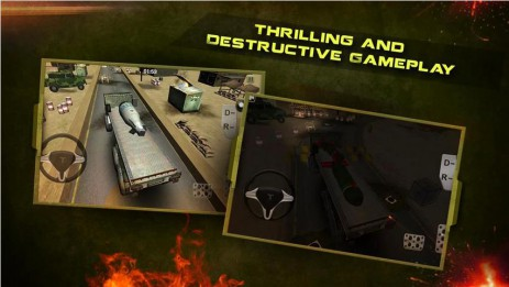 Bomb Transport 3D | Android
