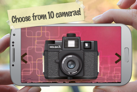 Lomo camera - thumbnail
