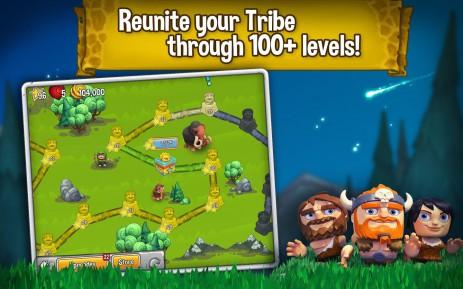 Скриншот Cavemania