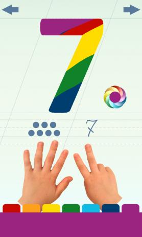 Цифры для малышей | Android