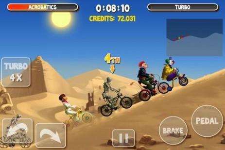 Crazy Bikers 2 Free - thumbnail