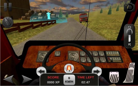 Firefighter Simulator 3D | Android
