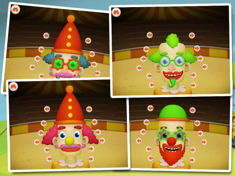 Скриншот Fun в цирке