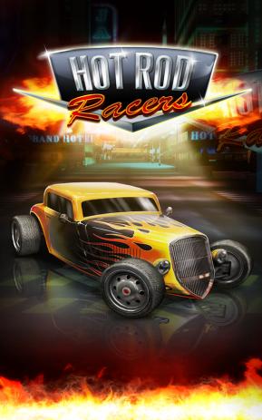 Hot Rod Racers - thumbnail
