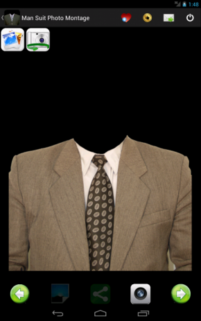Man Suit Photo Montage | Android