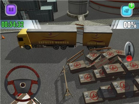 Truck Sim 3D Parking Simulator - thumbnail