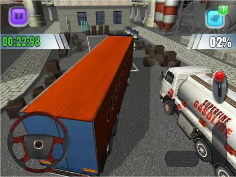 Truck Sim 3D Parking Simulator | Android