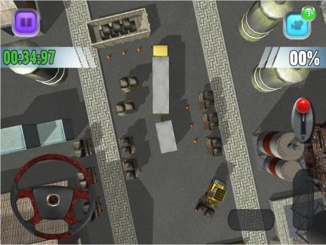 Скриншот Truck Sim 3D Parking Simulator
