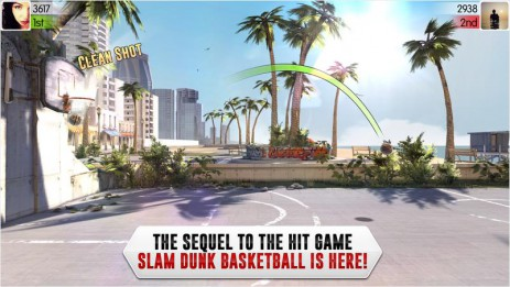 Slam Dunk Basketball 2 | Android