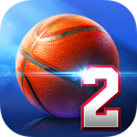 «Slam Dunk Basketball 2» на Андроид