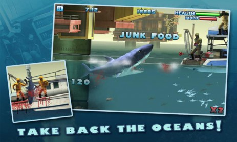Hungry Shark - Part 3 | Android