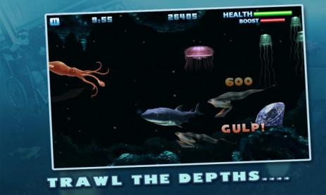 Скриншот Hungry Shark – Part 3