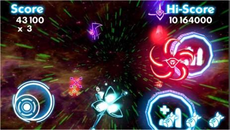 Скриншот Space Wars 3D