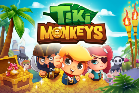 Tiki Monkeys - thumbnail