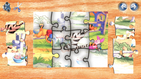 Winnie The Pooh Puzzle | Android