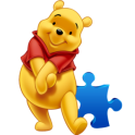 Winnie The Pooh Puzzle - icon