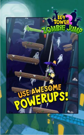 Icy Tower 2 Zombie Jump - thumbnail