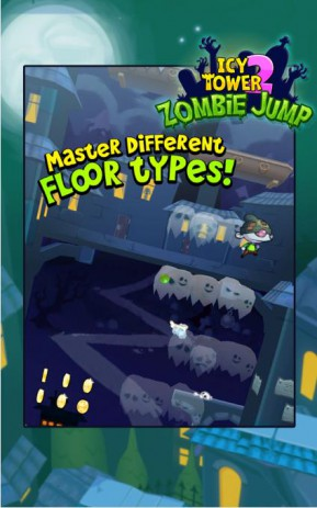 Icy Tower 2 Zombie Jump | Android