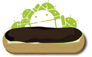 Иконка Android 2.1.x