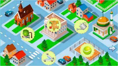 Скриншот Бесплатные детские игры 2