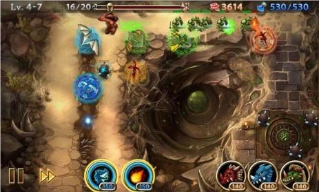 Lair Defense: Dungeon - thumbnail