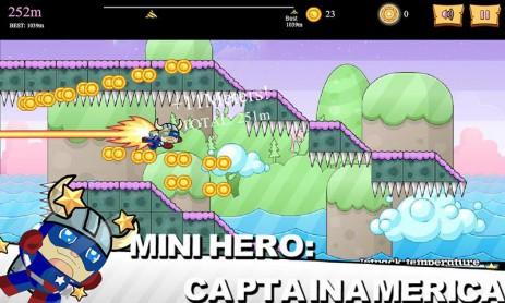 Скриншот США Герой – американские супергерои