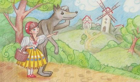 Скриншот Аудио сказки и книжки с картинками для детей 1