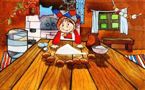 Скриншот Аудио сказки и книжки с картинками для детей 5