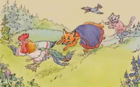 Скриншот Аудио сказки и книжки с картинками для детей 7