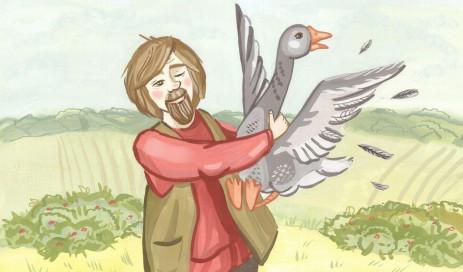 Скриншот Аудио сказки и книжки с картинками для детей 9