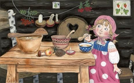 Скриншот Аудио сказки и книжки с картинками для детей