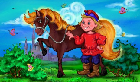 Скриншот Аудио сказки и книжки с картинками для детей 18