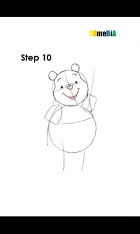 How to Draw Winnie the Pooh | Android