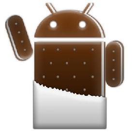 Иконка Android 4.0.3, 4.0.4