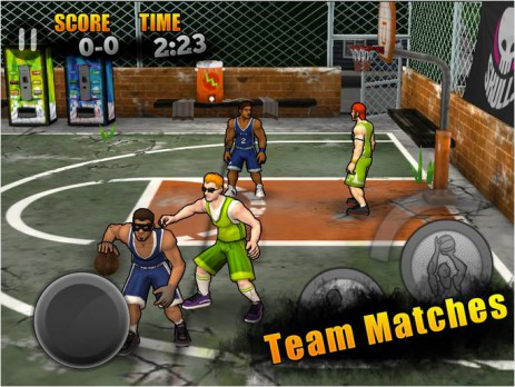 Jam City Basketball | Android
