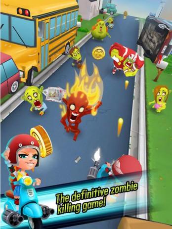 Poster Убить всех зомби! - KaZ