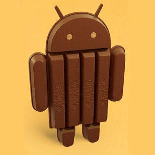 Иконка Android 4.4