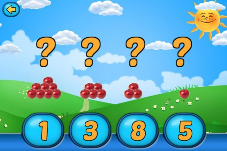 Математика для дошкольников | Android